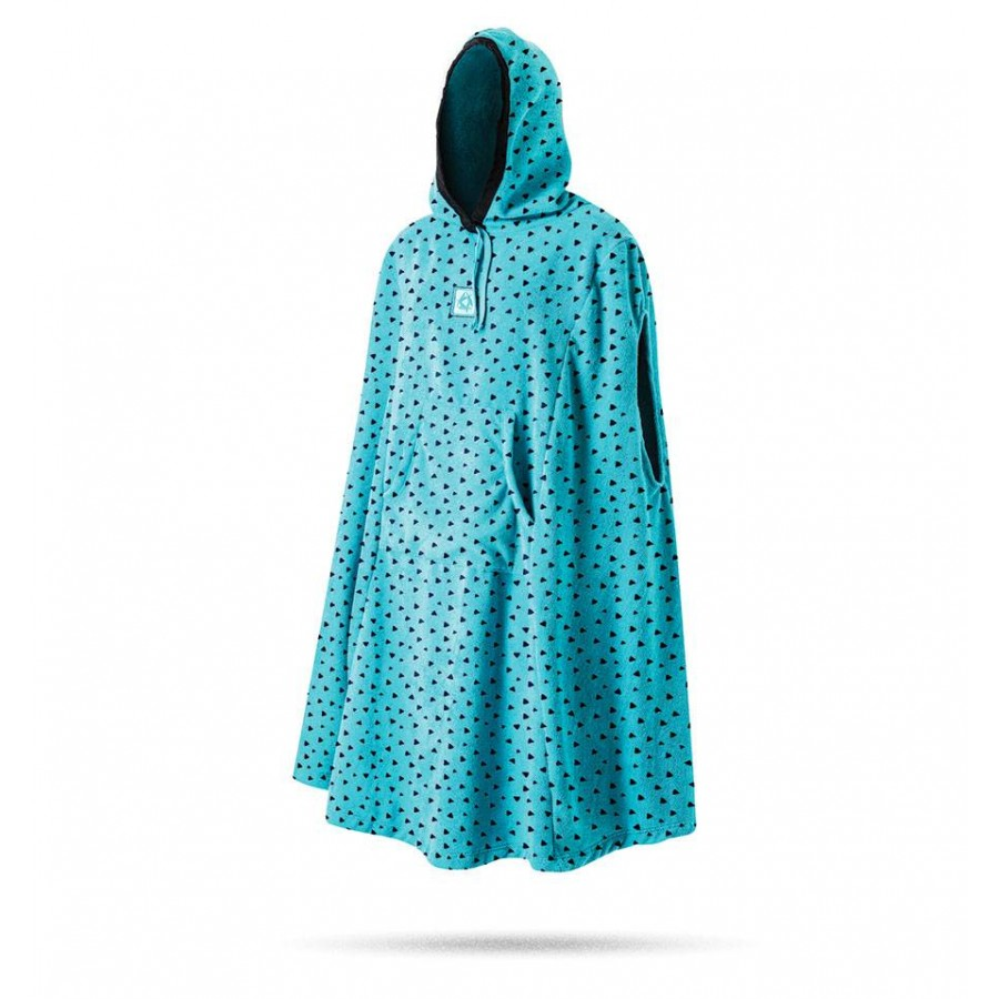 Poncho Mystic Women Mint