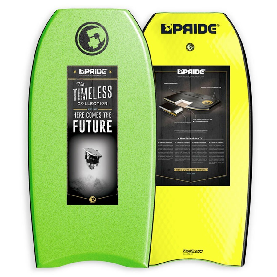 Bodyboard Pride The Mini Timeless PE