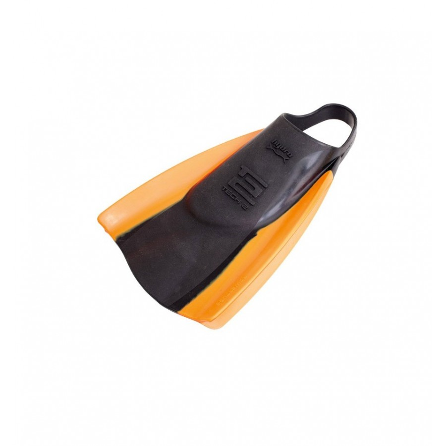 Palmes Hydro Tech 2 Noires et Orange