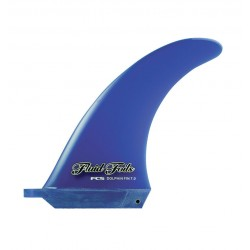 FCS dérives de longboard Dolphin Blue 9''