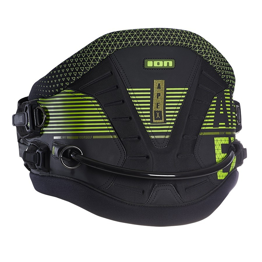 Harnais de Kite Ion Black Green
