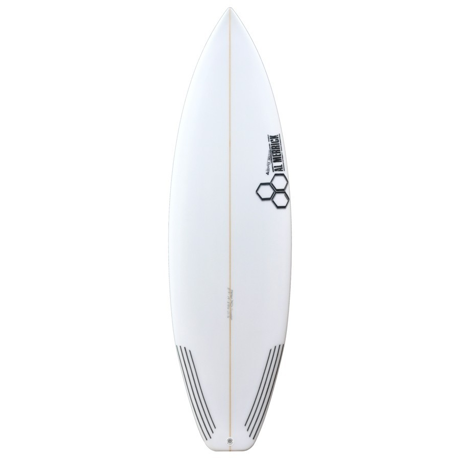 "Channel Islands Surfboards Sampler 5'7"" Futures Fins"