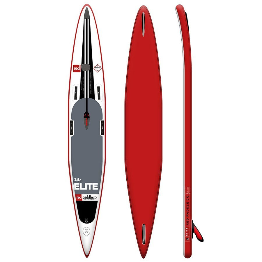 RED PADDLE 14' RACE ELITE MSL FUSION