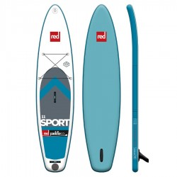 RED PADDLE 11' SPORT RSS MSL FUSION