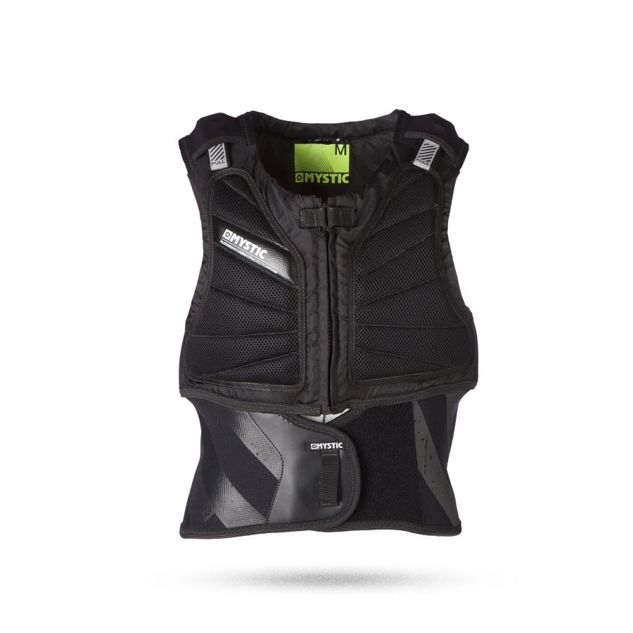 Mystic Shield Impact Vest Black