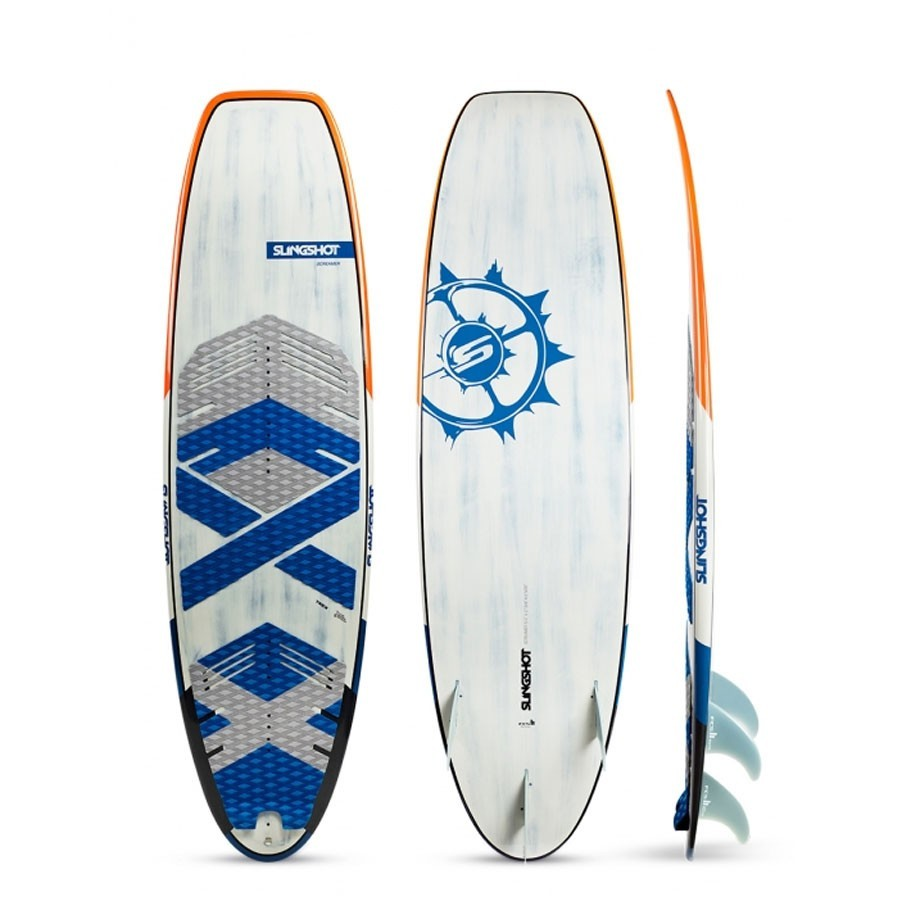 Surf Slingshot Screamer 5'4 2017