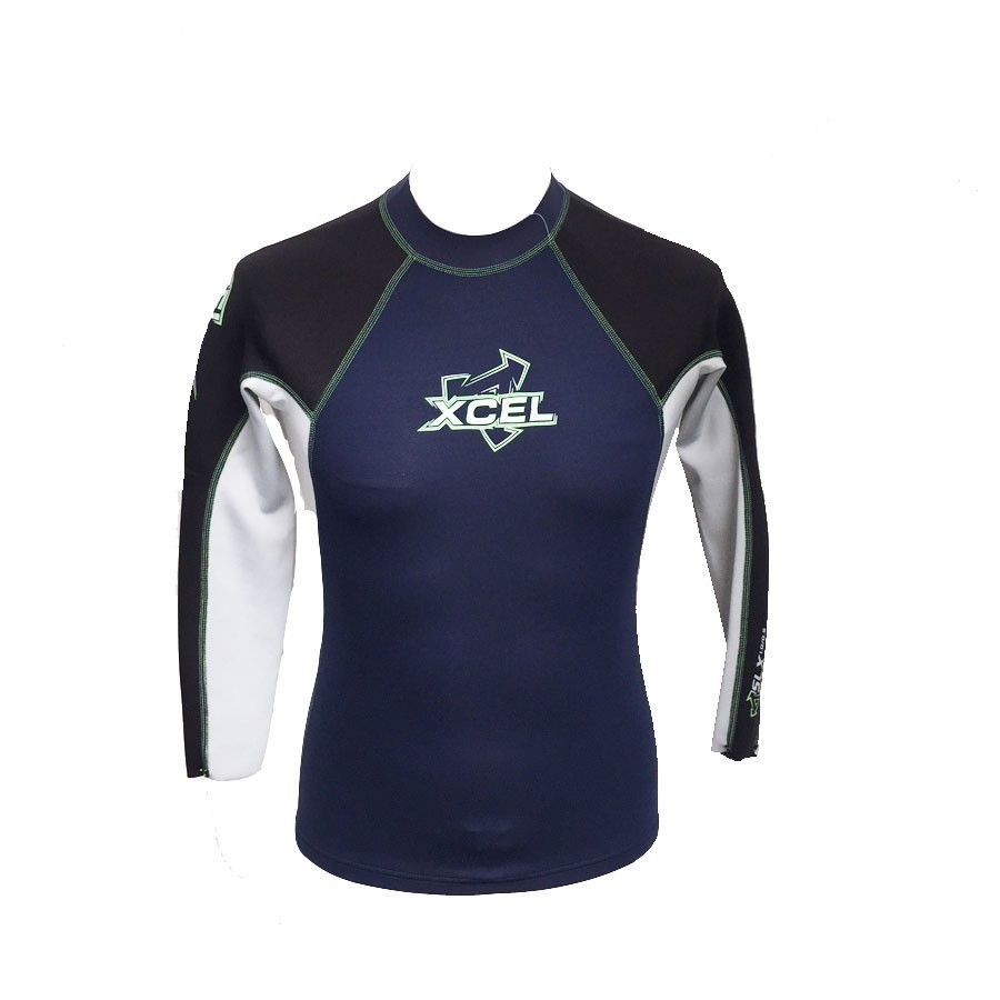 Xcel Top néoprène junior SLX 1.5 mm Ink BLue