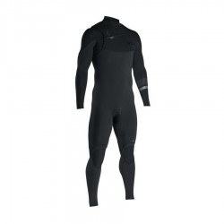 Combinaison ION ONYX Semi Dry  3/2 Front Zip Black