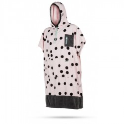 Poncho Mystic All Over Print Pink