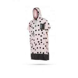 Poncho Mystic All Over Print Pink Junior