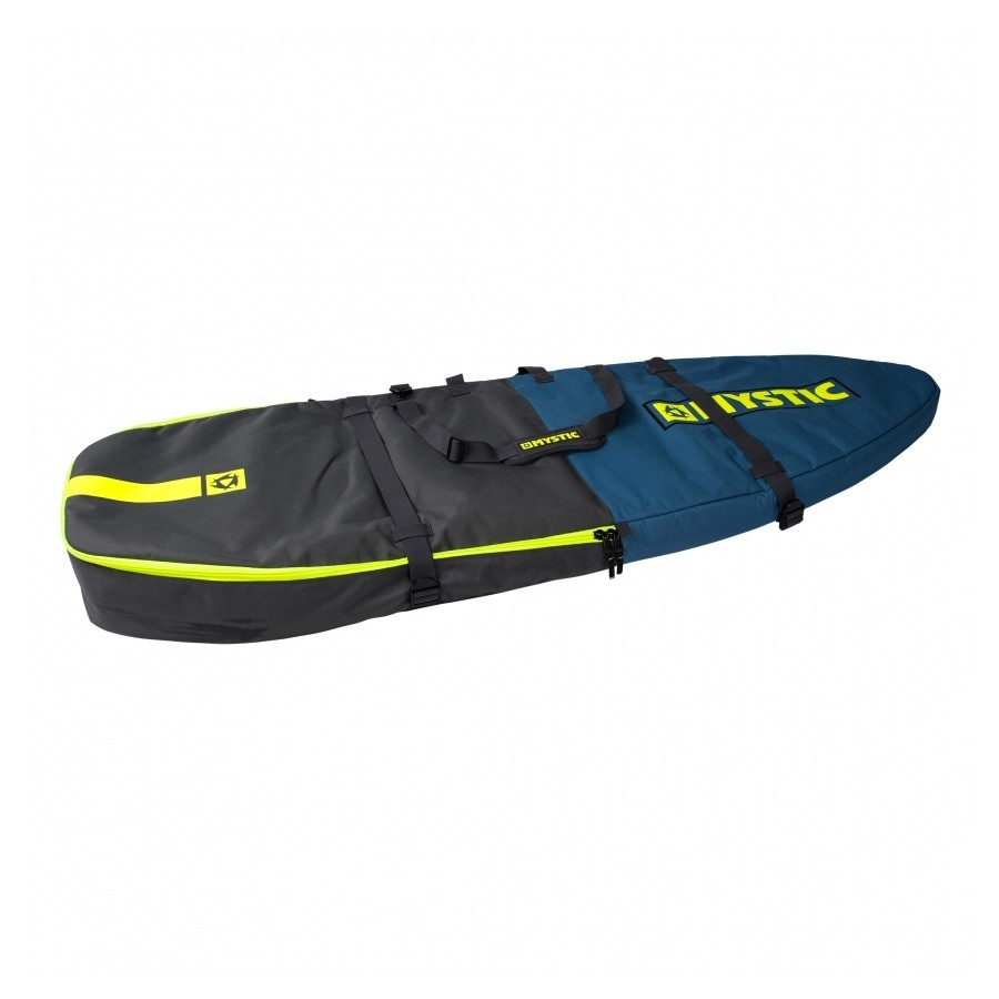 Mystic Wave Boardbag Single Pewter