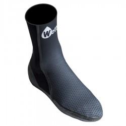 Wetty - chaussons néoprène 5mm - Carbon