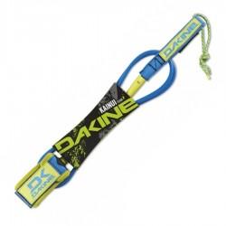Leash de Surf Dakine Kauni Team 6'0 Neon Blue