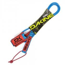Leash de Surf Dakine Kauni Team 8'0 Racing Red