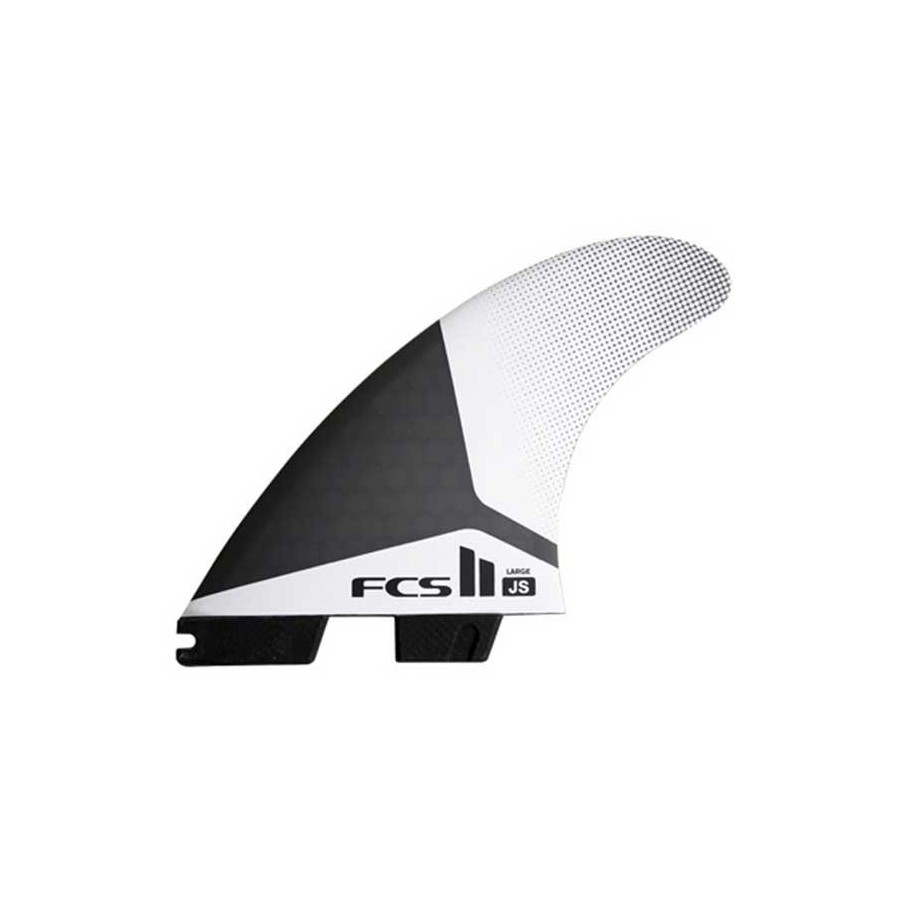 FCS II Jason Stevenson Performance Core Tri Fins set - Large