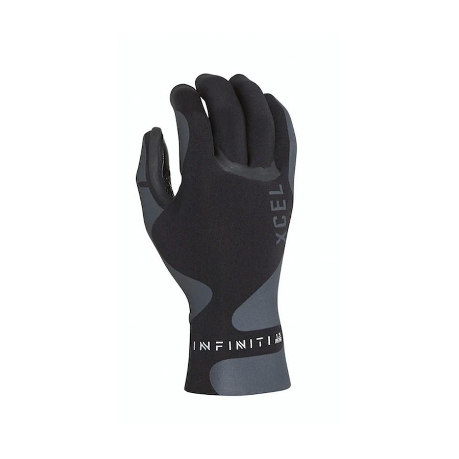 Gants Xcel Infiniti 1.5 mm 5 doigts