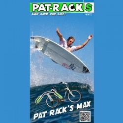 Pat-Rack's Vélo Max Longboard
