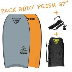 Pack Bodyboard Flood Prism 37''