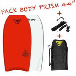 Pack Bodyboard Flood Prism 44''