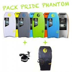Pack Bodyboard Pride Phantom