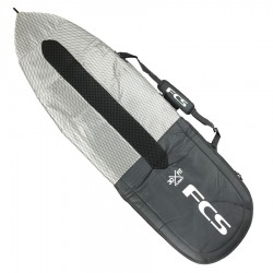 Housse FCS Flight 3DxFit - Funboard 7'0'' - Charcoal