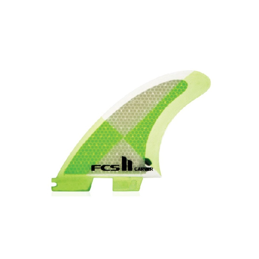 FCS II Carver Performance Core Tri Fins set