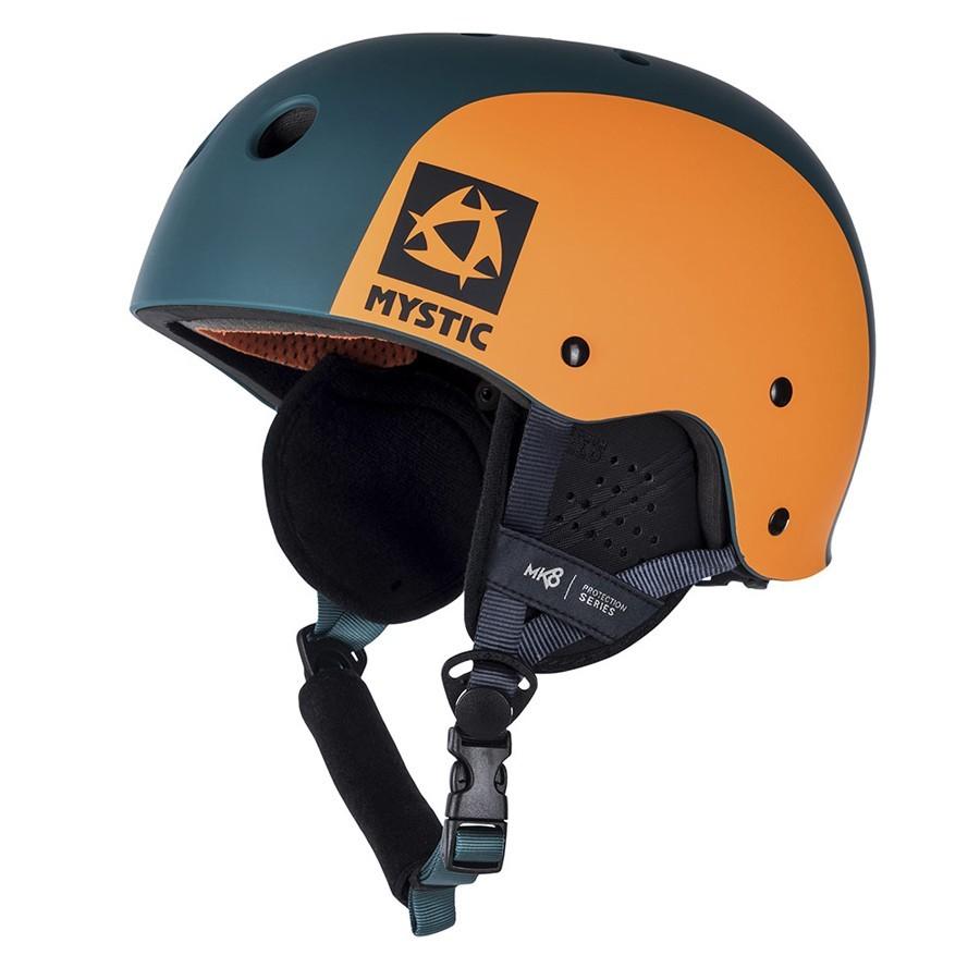 Casque Mystic MK8 X Orange