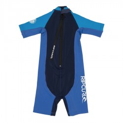 Rip Curl Lycra Kids Option manches courtes Navy