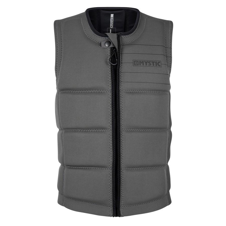 Mystic Brand Impact Vest wake grey