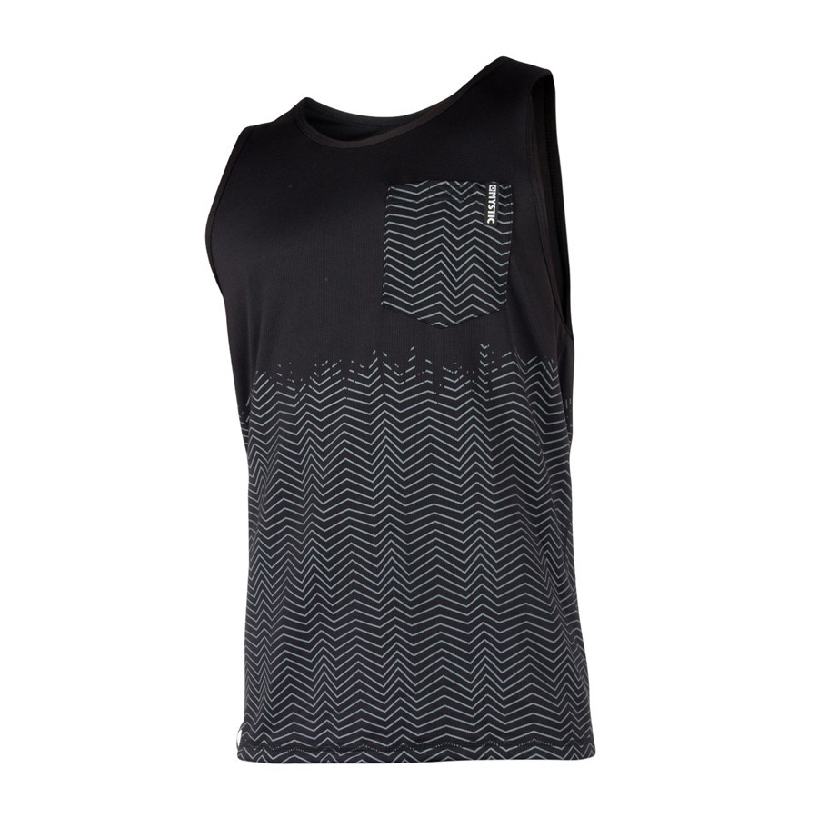 Mystic Voltage Quick Dry Tank top black