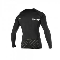 Mystic Sup MVMNT Top long sleeves 1.5 mm black
