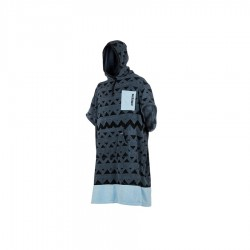 Poncho Mystic All Over Print Pweter Junior