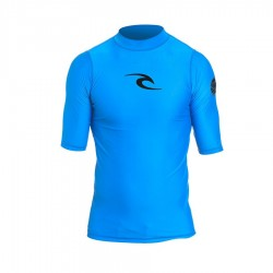 Rip Curl Lycra junior corpo manches courtes UV blue