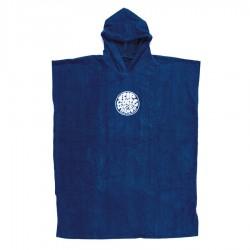 Rip Curl Change Poncho Wettie Logo Nautical Blue