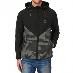 Billabong Crossfire wind vest black