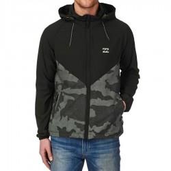 Billabong Crossfire wind vest black