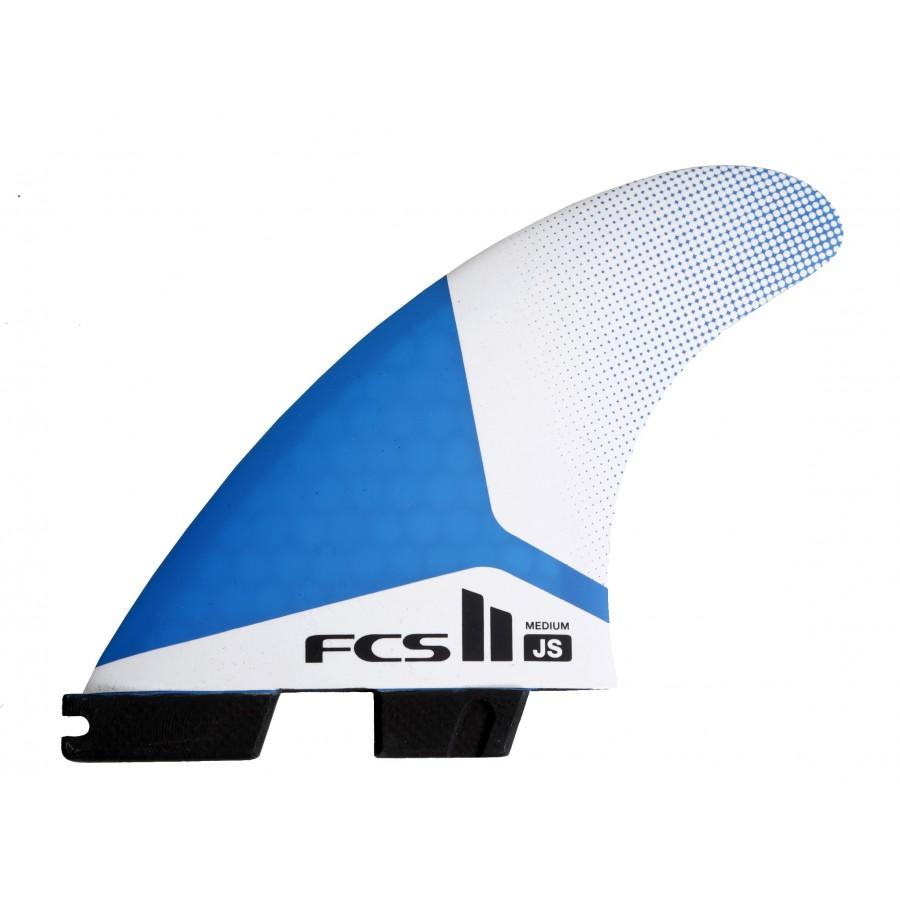 FCS II Jason Stevenson Performance Core Tri Fins set - medium