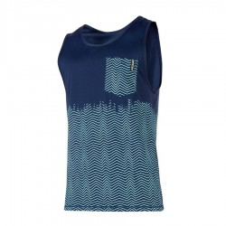 Mystic Voltage Quick Dry Tank top navy