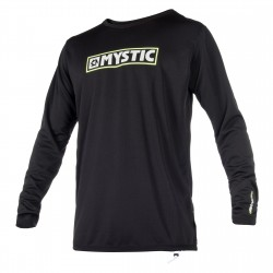 Mystic MVMNT Quick Dry long sleeve black