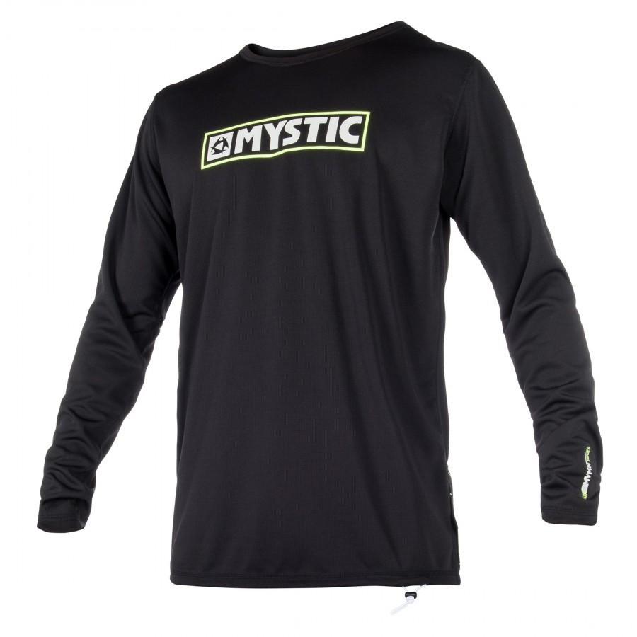 Mystic MVMNT Quick Dry long sleeve black