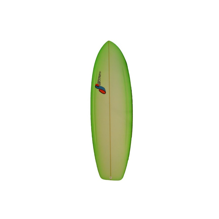 Stretch Mr Buzz 5'6 Vert Fluo Polyester