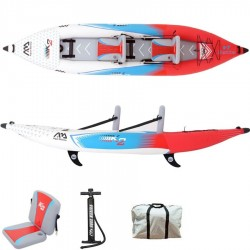 Kayak gonflable 2 places Aqua Marina Betta VT K22