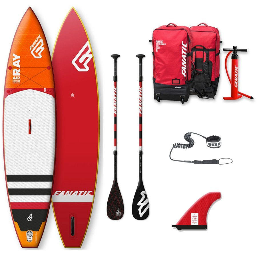 Pack Stand Up Fanatic Ray Air Premium 12'6