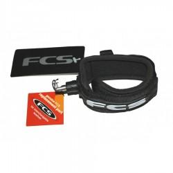 FCS strap de leash mollet black