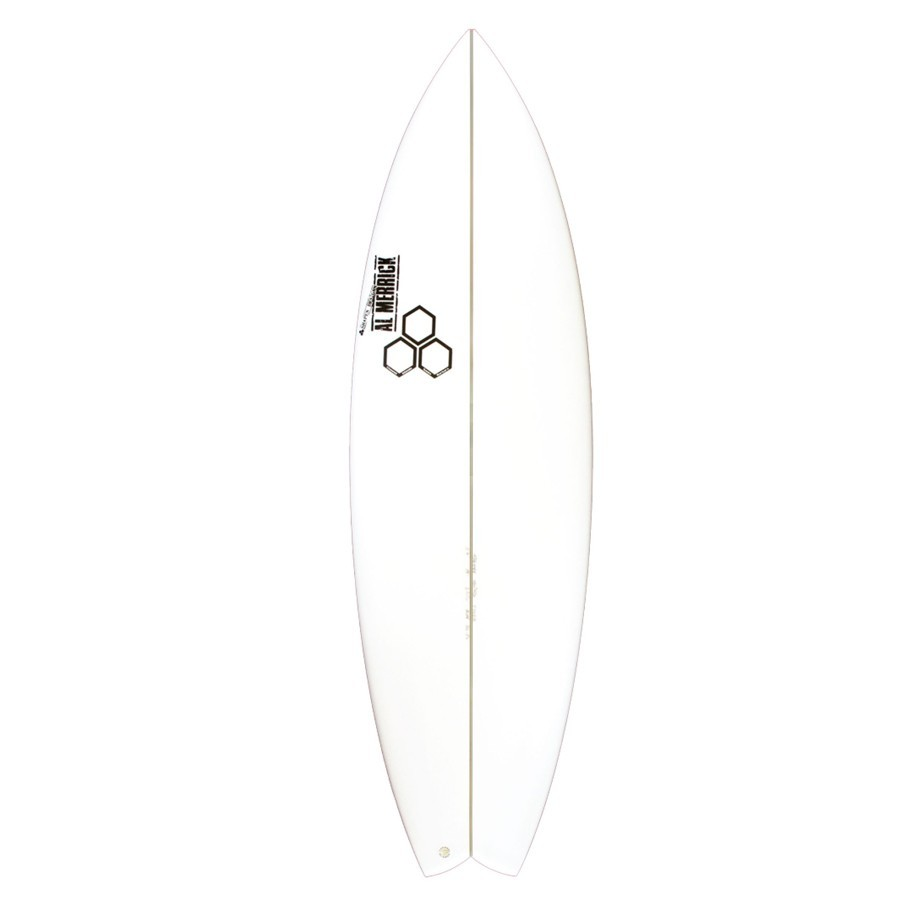 Channel Islands Surfboards Rocket Wide 5'10 Futures Fins