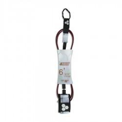 Channel Island leash 6'0 Conner Coffin comp screen cuff