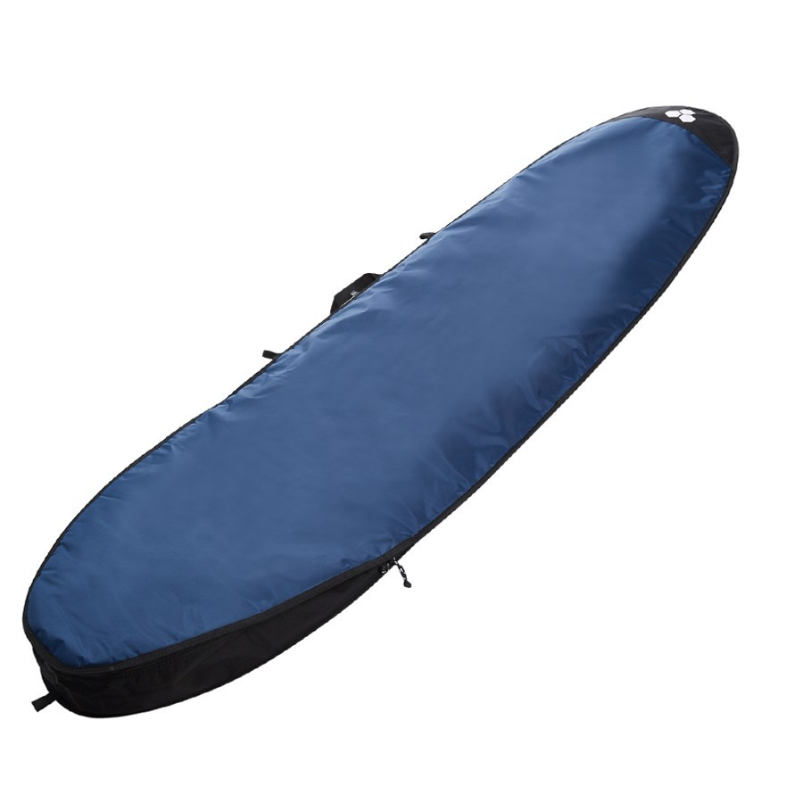 "Boardbag Channel Island Feather Lite Longboard 7""6 white charcoal"