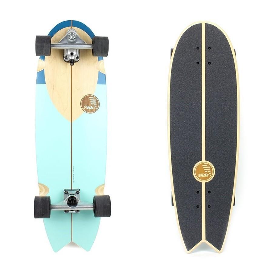 Slide Surfskate Swallow Noserider 33''