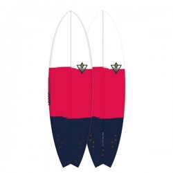 Planche de surf Venon Wingfish 6'3 Red Blue